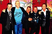 Monty Python Fully Hand Signed 12x8 Photo Autograph Cleese Palin Idle + 2