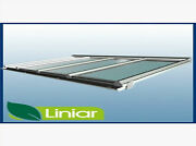 2.5 Metre Projectionaway From Wall Liniar Complete Roof Kit 32mm Thickness