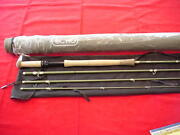 Echo Sr Switch Fly Rod 10ft 6in 4 Line Great New