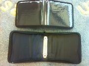 5 New 24-cd Dvd 2-ring Wallet With Outer Graphic Sleeve , Bsl2014