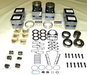 Wsm Outboard Johnson/evinrude 200/ 225 Hp Looper And03988-and03992 Rebuild Kit 100-135-20