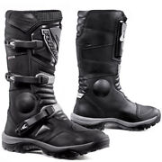 Forma Adventure Black Waterproof Atv Quad Trail Riding Motorcycle Boots