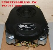25 Hp Kohler Pskt7403014 725cc Engine For Zero-turn And Riding Rider Lawn Mowers