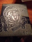 Greenville Mississippi Air Force Base 57-l Yearbook - Greenville, Ms 1957