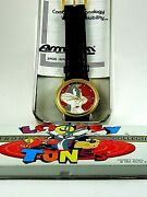 Bugs Bunny Watch Collectibles W Brothers Loony Tunes/ Lot 532 Box 133