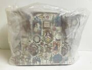 Disney Dooney And Bourke Beauty And The Beast Large Belle Shopper Tote Bag Sealed