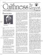 Caithness The Report Paperweights Caithness Glass Newsletter Vol. 16 No. 3