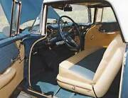 55 Chevy Bel Air Nomad Wagon Seat Covers New 1955 Chevrolet