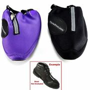 Cycle Shoe Boot Protector Cover Motorcycle Shifter Shift Ladies Womens Suzuki