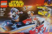 Lego Star Wars 7283 Ultimate Space Battle New Sealed Htf