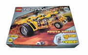 Lego Technic 8457 Power Puller New Sealed Ships World Wide