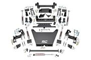 6 Ntd Lift Kit For 94-03 4wd Chevy/gmc S-10/s-15 Extended Cab Pickup 244.20