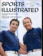 1959 Sports Illustrated No Label Newsstand 5/18/59 Mosbacher Sailing Nmt 21555