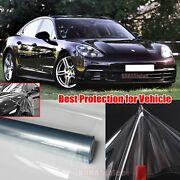 Optional Cool Car Invisible Cloth Clear Paint Protection Vinyl Wrap Sticker Film