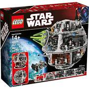 Lego Star Wars Death Star 10188 - Brand New And Sealed