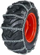 Quality Chain 0895 11mm Field Master Link Tractor Tire Chains Snow Traction