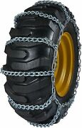 Quality Chain 2660 13.5mm Round Link Loader Grader Tire Chains Snow Traction