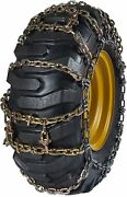 Quality Chain 8110mt 11mm Maxtrack Loader Grader Tire Chains Snow Traction