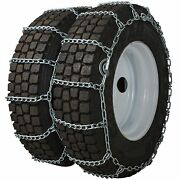 Quality Chain 4255qc Dual/triple 8mm Link Cam Tire Chains Traction Snow Truck