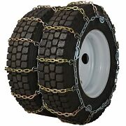 Quality Chain 4147slc Dual/triple 7mm Square Link Cam Tire Chains Traction Truck