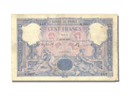 [10099] France 100 Francs 100 F 1888-1909 And039and039bleu Et Roseand039and039 1903 Km 65c...