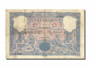 [200183] Banknote France 100 Francs 100 F 1888-1909 And039and039bleu Et Roseand039and039 1907
