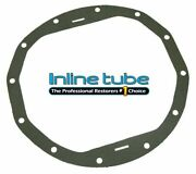 64-74 Gm Pontiac Olds Chevy Buick A F X Body 12 Bolt Rear End Axle Cover Gasket
