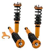Coilovers Kits For Honda Accord 2003 -07 Acura 04-08 Shock Absorbers Adj. Height