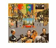 Gettinand039 In Over My Head By Peter Blake - Signed Ltd Edition Silkscreen Of 250
