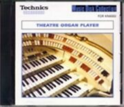 Theatre Organ Player Floppy Disk For Technics Keyboards Kn7000 Kn6000 Kn5000 +