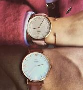Crown Watches Co. Crown Of London Watch Japanese Mvmt Menand039s Womenand039s Unisex