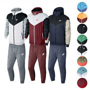 Nike Sportswear Windrunner Jacket And Pants Menand039s - 727324 898403 924515