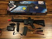 Airsoft M4 With Accessories