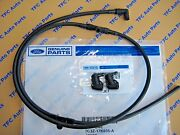 Ford Super Duty Windshield Washer Jet Nozzle Squirters And Hose Oem 2008-2010