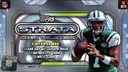 2013 Topps Strata Football Hobby 12 Box Case Blowout Cards