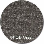 Marideck Boat Marine Outdoor Vinyl Flooring - 34 Mil - Olive Drab Green - 6and039x27and039