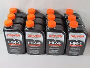 Driven Racing Oil 01507 01506 Hr4 10w-30 Synthetic Hot Rod Oil Case Of 12