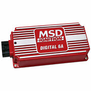 Msd 6201 Ignition Box 6a Series Digital Electronic Controlled Box Universal