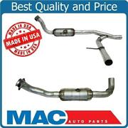 For 2005-08 Ford F150 V6 4.2l Engine Y Pipe With Dual Catalytic Converters Usa