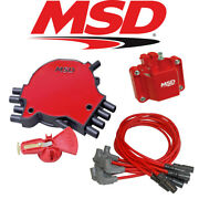 Msd Ignition Tuneup Kit - 1993-94 Camaro/firebird 5.7l Lt1 Cap/rotor/coil/wires
