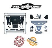 Rubicon Express Extreme Duty Long Arm Upgrade Kit W/ Tri-link For 04-06 Jeep Lj