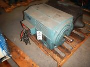 20 Hp Eaton Variable Speed Motor 440-1660 Rpm Mod. 252004 90 V Clutch