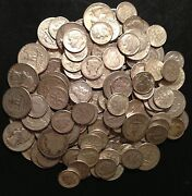 1+1/4 Troy Pound Lb Mixed 90 Silver Coins Us No Junk Pre 1965 One