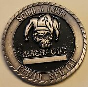 10th Special Forces Gp Airborne 3rd Bn C Co Oda-0031 Army Challenge Coin