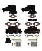 Mercury Marine Manifold Exhaust Kit For V-6 Dry Joint 4.3-liter With 14anddeg Riser And