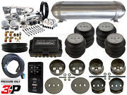 Complete Airbag Suspension Kit W/ Air Lift 3p 65-72 Mercedes W108 Level 4