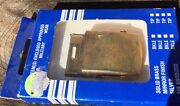 Solid Brass Gold Mens Military Belt Buckle - New