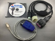 Suzuki Diagnostic Cable Kit For Efi Df 15a - Df 300a Free Shipping Sds 8.3