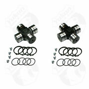 Yukon Chrome Moly Superjoints Replacement For Dana 30 Dana 44 And Gm 8.5 Inch Pair