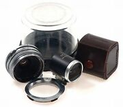 Canon Lens 28mm F2.8 Finder Case 2.8/28mm Leica M39 M9